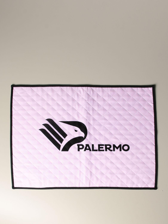 Accessori Palermo: Coprifornello Palermo con stemma aquila rosa 1