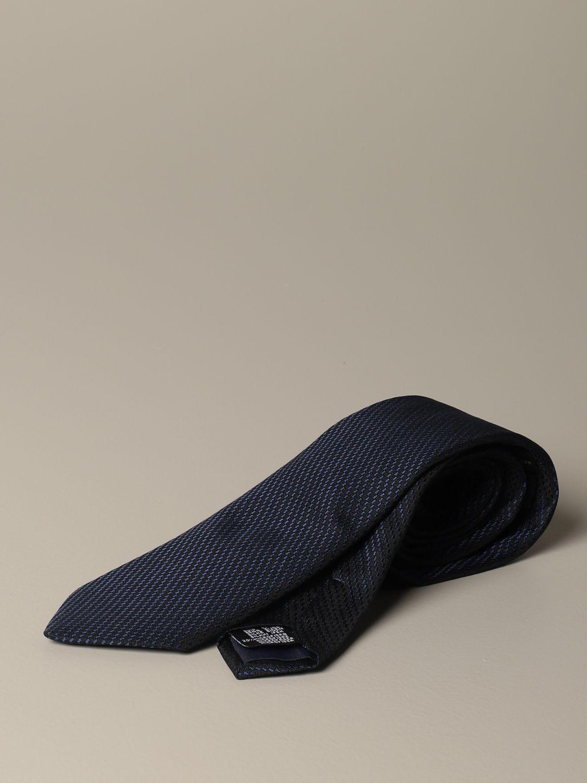 Krawatte Alessandro Dell'acqua: Krawatte herren Alessandro Dell'acqua blau 1