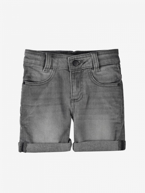 Pantaloncino Dkny: Pantaloncino di jeans Dkny grigio 1