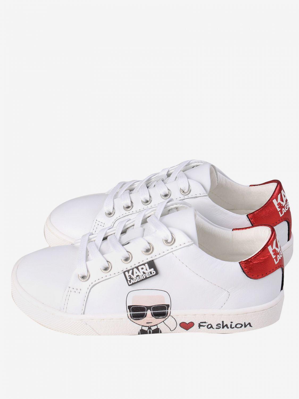 Shoes kids Karl Lagerfeld | Shoes Karl