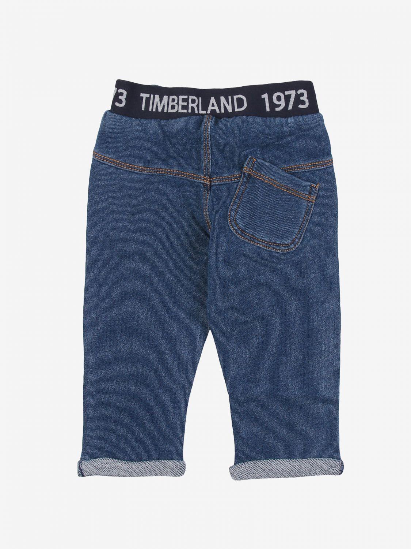 Hose Timberland: Hose kinder Timberland blau 2