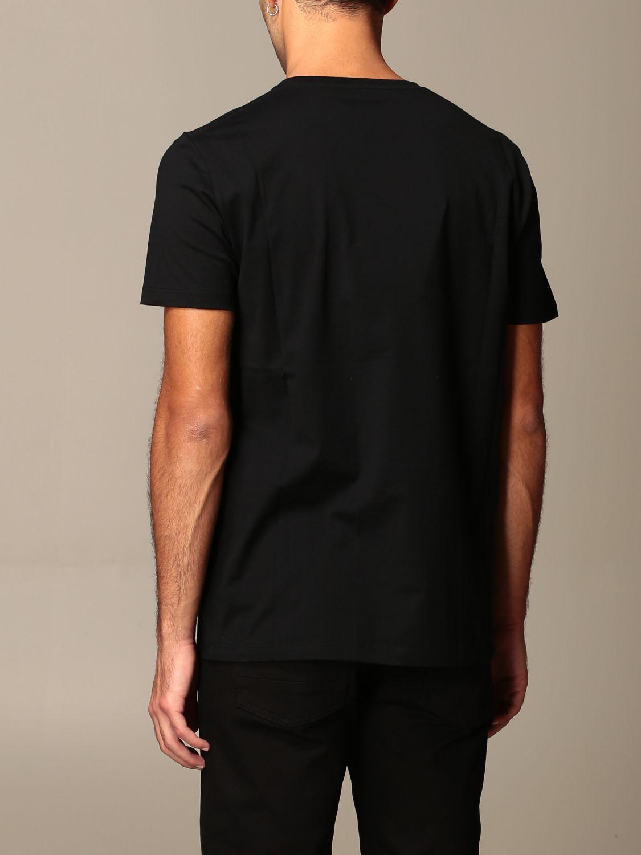 T-shirt Alexander Mcqueen: T-shirt homme Alexander Mcqueen noir 3