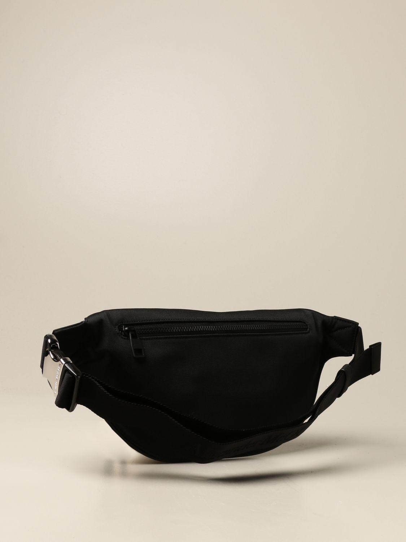 Belt bag Alexander Mcqueen: Belt bag men Alexander Mcqueen black 2