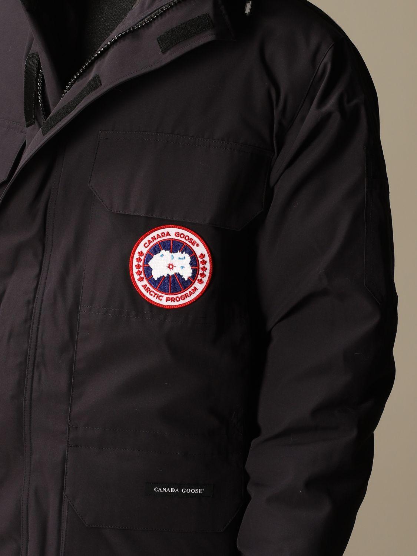 Jacket Canada Goose: Jacket men Canada Goose navy 4