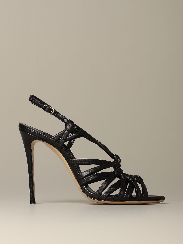 Heeled sandals Casadei: Shoes women Casadei black 1