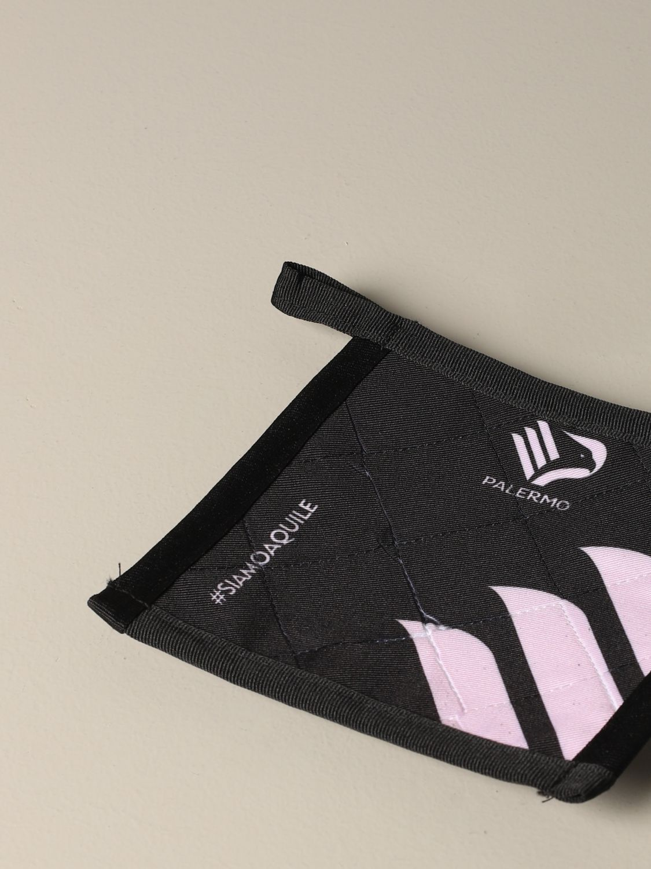 Accessori Palermo: Presina Palermo con logo nero 2