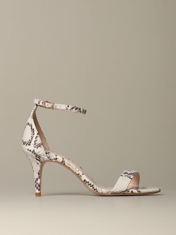 Heeled sandals Schutz: Shoes women Schutz white 1