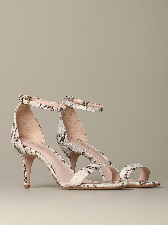 Heeled sandals Schutz: Shoes women Schutz white 2
