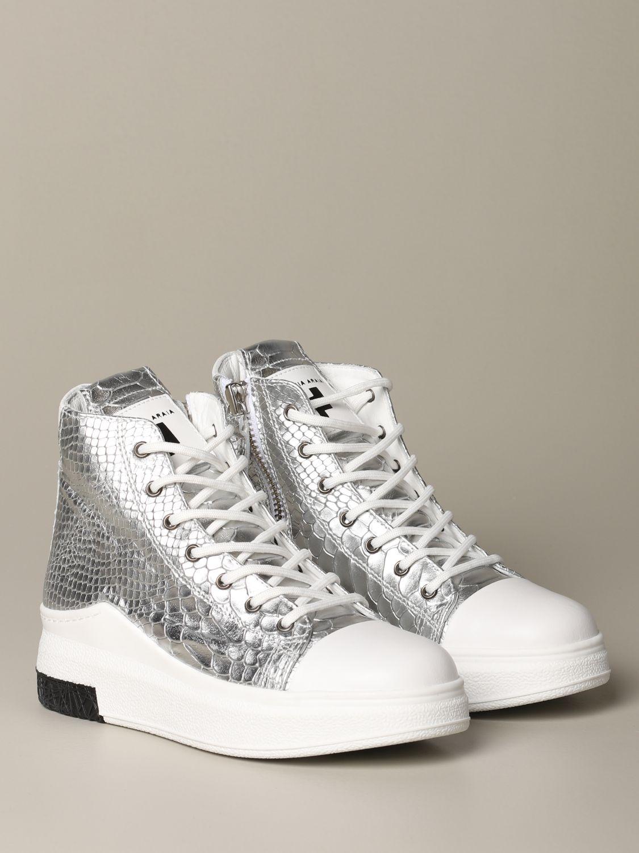 运动鞋 Cinzia Araia: 鞋 女士 Cinzia Araia 灰色 2
