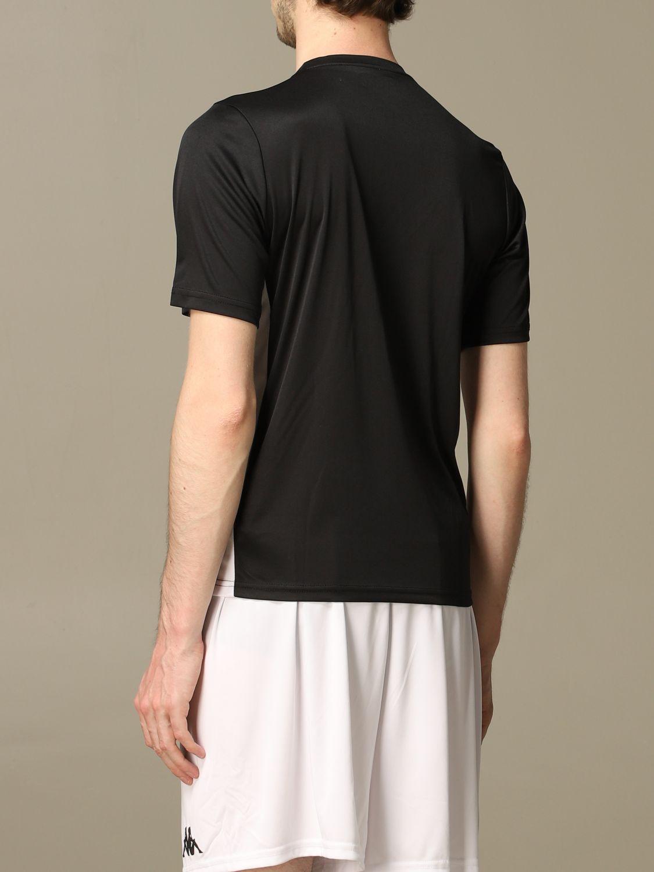 T-shirt Palermo: Maglia allenamento Palermo a maniche corte nero 3