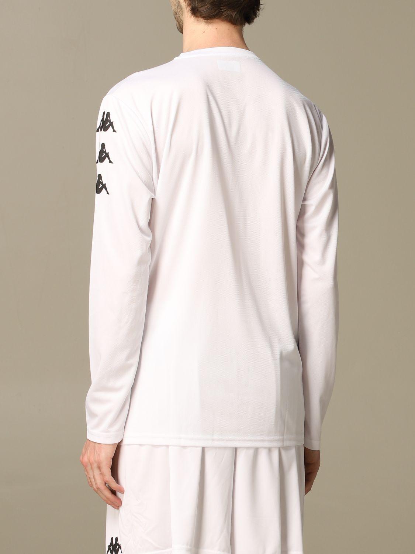 T-shirt Palermo: Maglia allenamento Palermo a maniche lunghe bianco 3