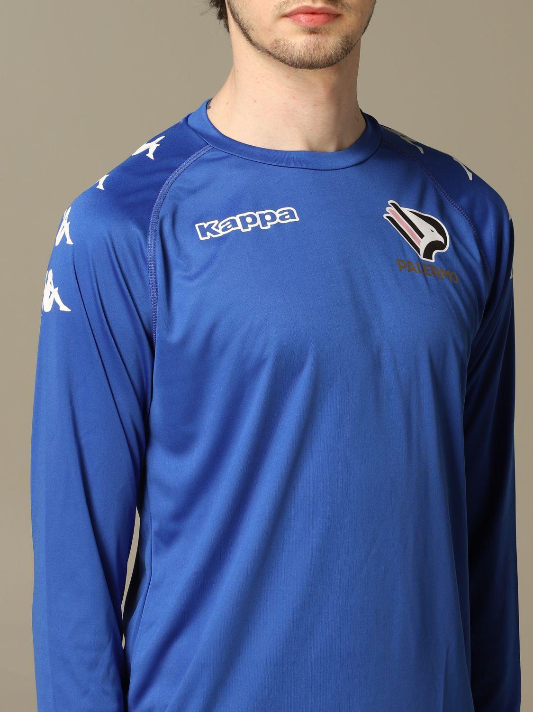T-shirt Palermo: Maglia allenamento cinanda Palermo a maniche lunghe royal 4