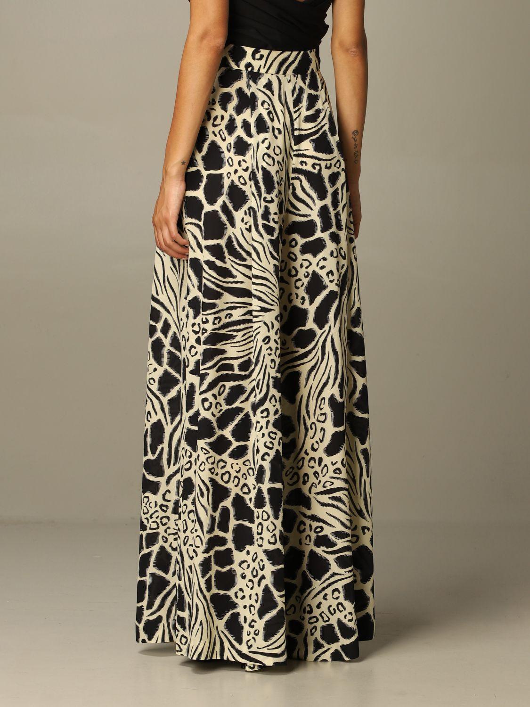 Pantalon Alberta Ferretti: Pantalon femme Alberta Ferretti noir 2