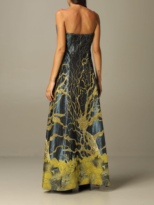Dress Alberta Ferretti: Dress women Alberta Ferretti green 2