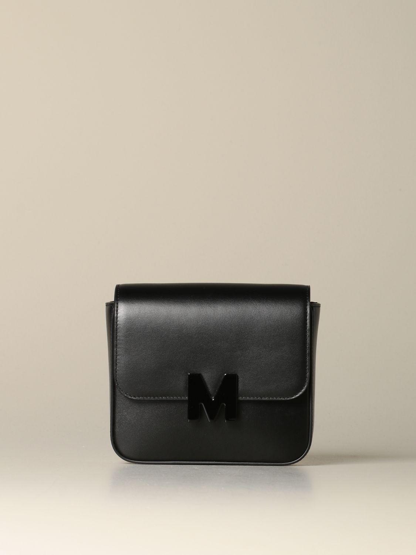 斜挎包 Msgm: 肩包 女士 Msgm 黑色 1