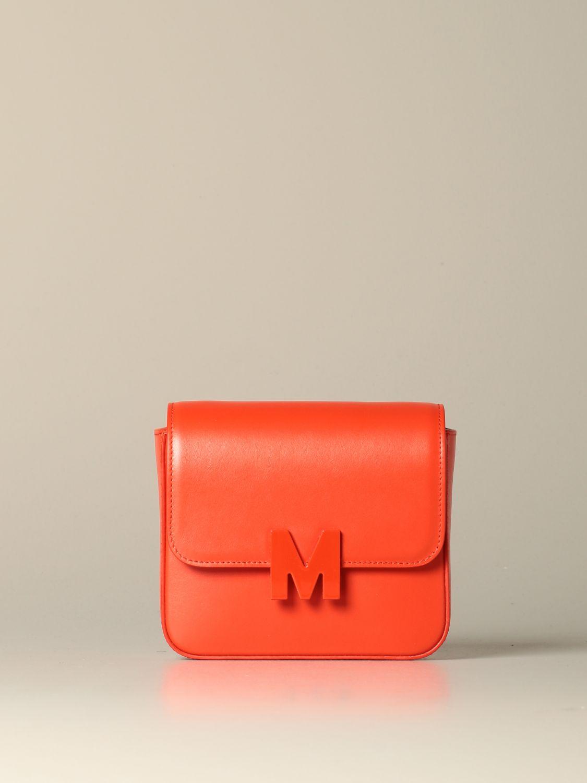 斜挎包 Msgm: 肩包 女士 Msgm 红色 1