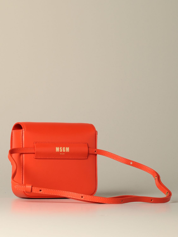 Crossbody bags Msgm: Shoulder bag women Msgm red 2