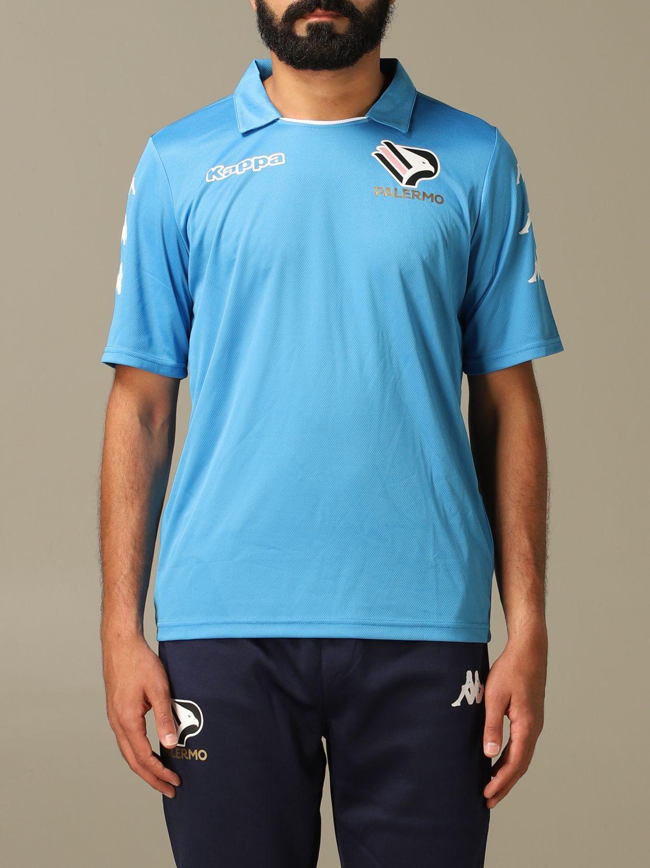T-shirt Palermo: T-shirt bondorf Palermo con stemma aquila azzurro 1