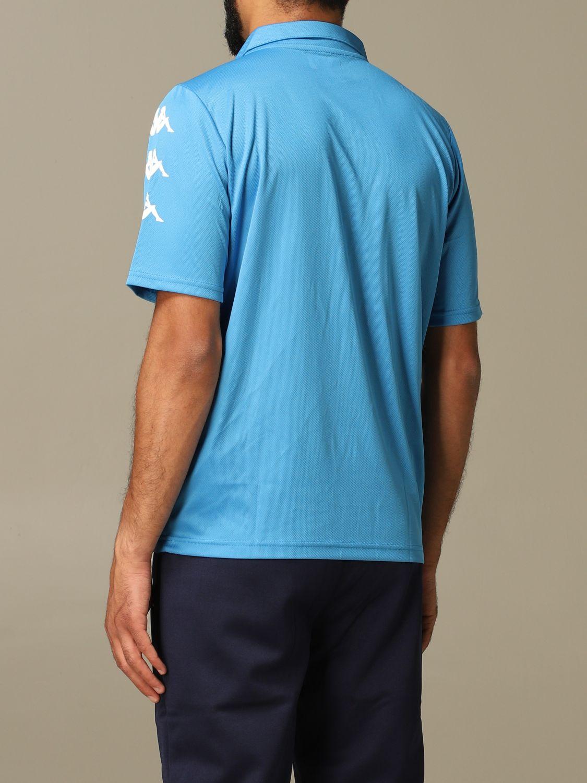 T-shirt Palermo: T-shirt bondorf Palermo con stemma aquila azzurro 2