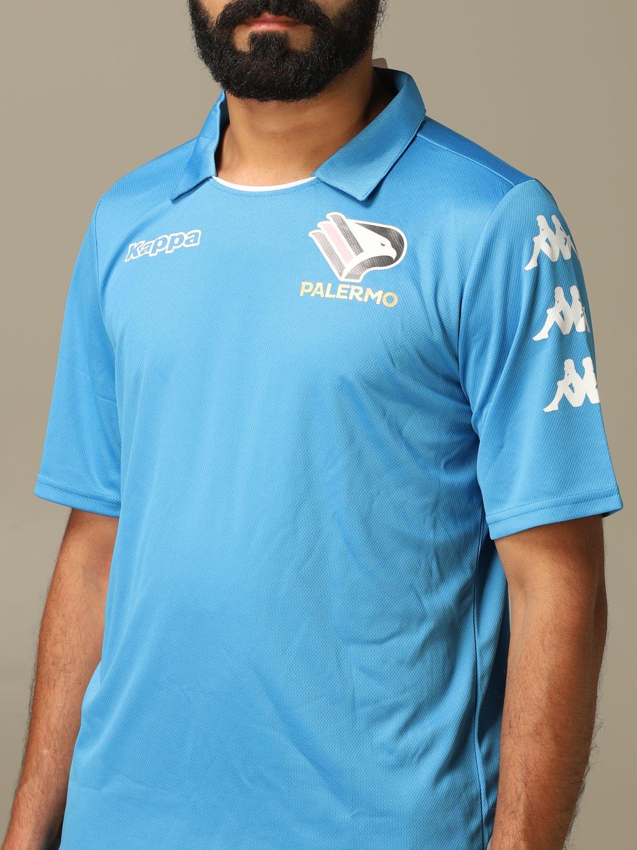 T-shirt Palermo: T-shirt bondorf Palermo con stemma aquila azzurro 3