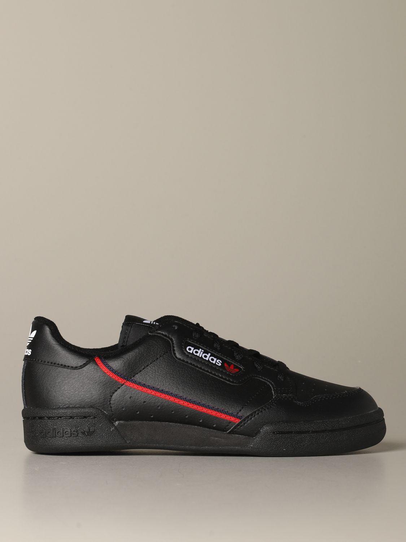 Baskets Adidas Originals: Chaussures femme Adidas Originals noir 1