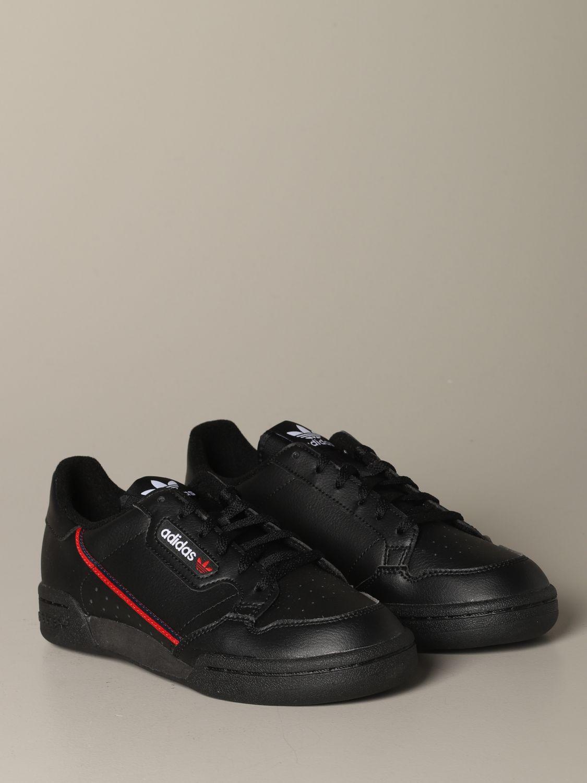 Baskets Adidas Originals: Chaussures femme Adidas Originals noir 2