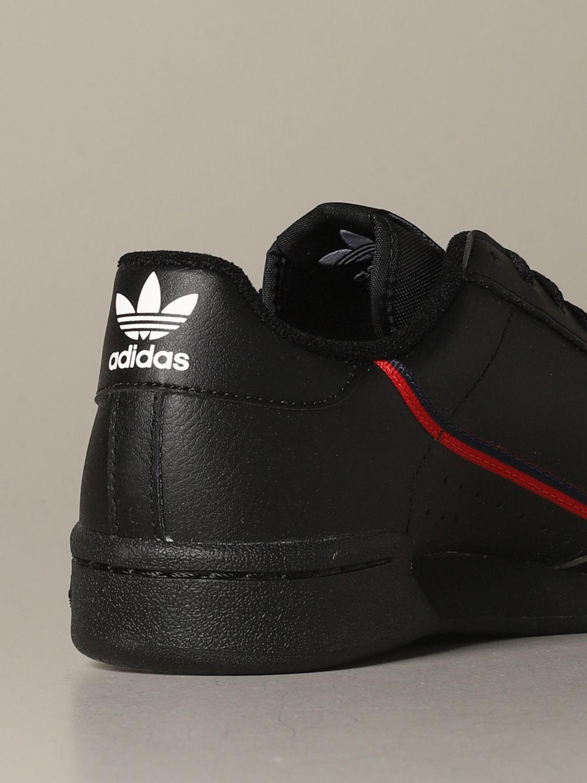 Baskets Adidas Originals: Chaussures femme Adidas Originals noir 3
