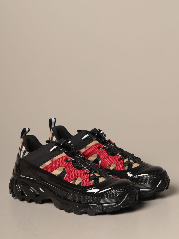 Sneakers Burberry: Sneakers herren Burberry beige 2