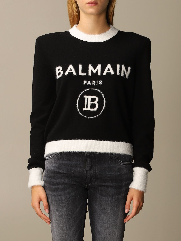 Jumper Balmain: Jumper women Balmain black 1