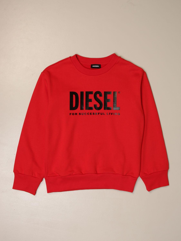 Jumper Diesel: Jumper kids Diesel red 1