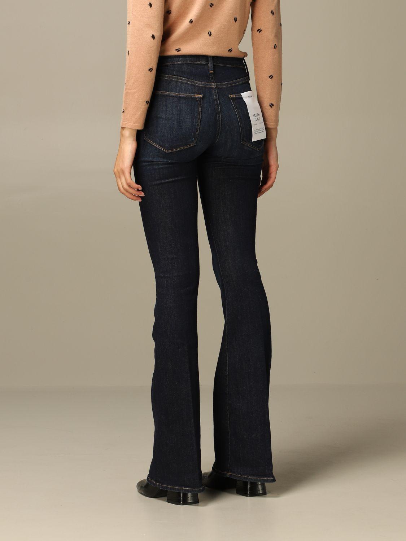 牛仔裤 Frame: 牛仔裤 女士 Frame 蓝色 2