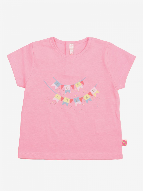 T恤 Billieblush: T恤 儿童 Billieblush 粉色 1