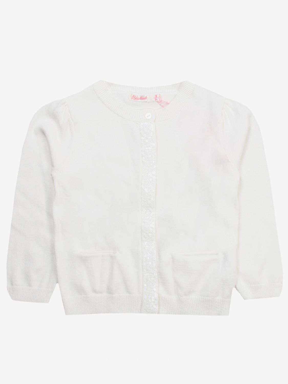 毛衣 Billieblush: 毛衣 儿童 Billieblush 白色 1