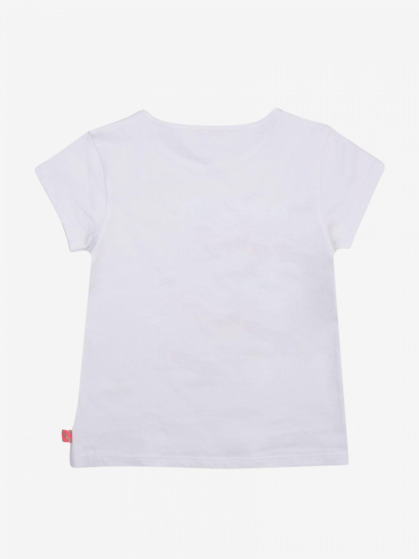 T-shirt Billieblush: T-shirt bambino Billieblush bianco 2