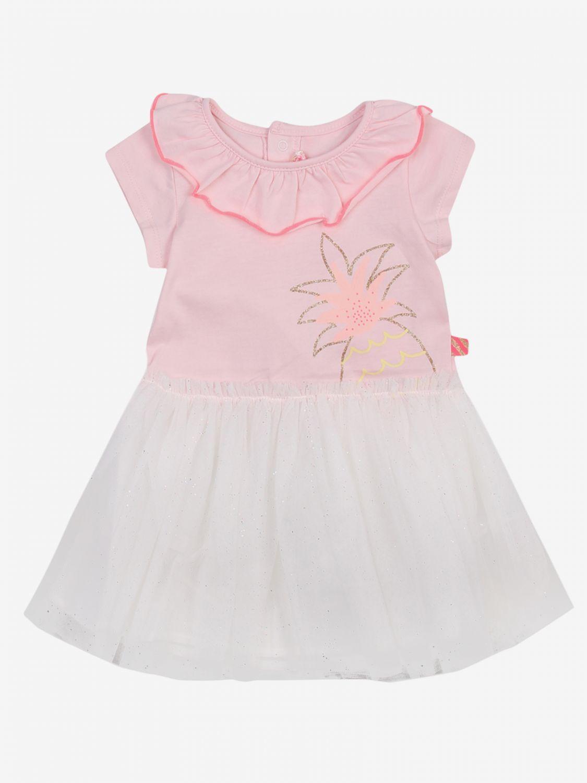 连衣裙 Billieblush: 连衣裙 儿童 Billieblush 粉色 1