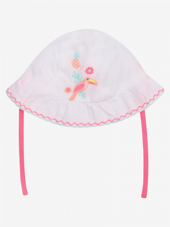 女童帽子 Billieblush: 女童帽子 儿童 Billieblush 白色 1