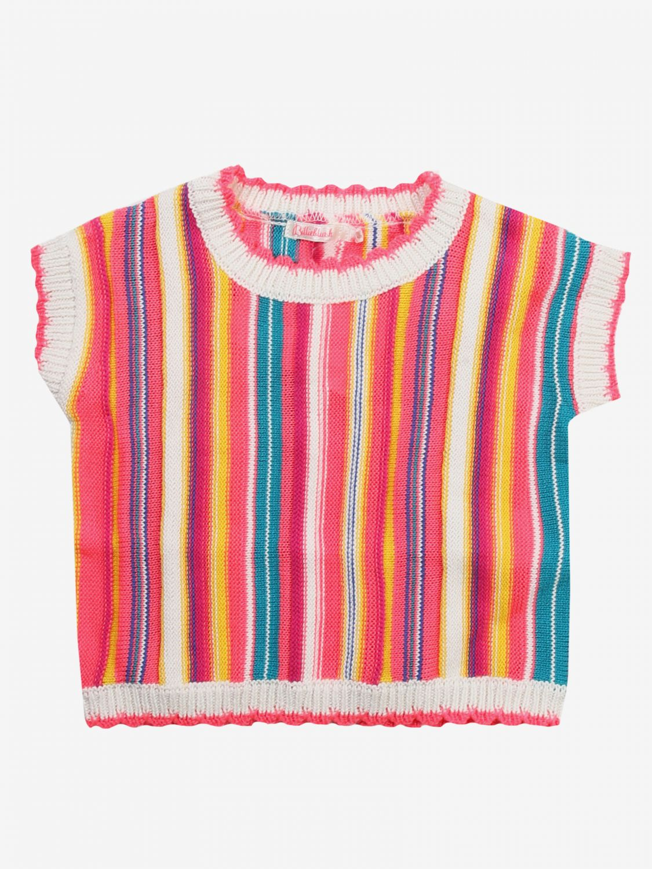 毛衣 Billieblush: 毛衣 儿童 Billieblush 彩色 1