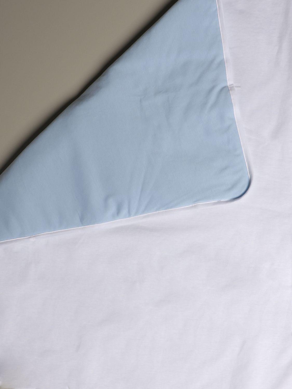 Blanket Balmain: Blanket kids Balmain sky blue 3