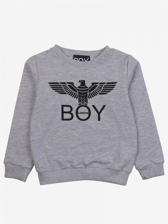 毛衣 Boy London: 毛衣 儿童 Boy London 灰色 1