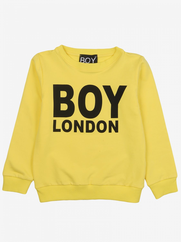 毛衣 Boy London: 毛衣 儿童 Boy London 黄色 1