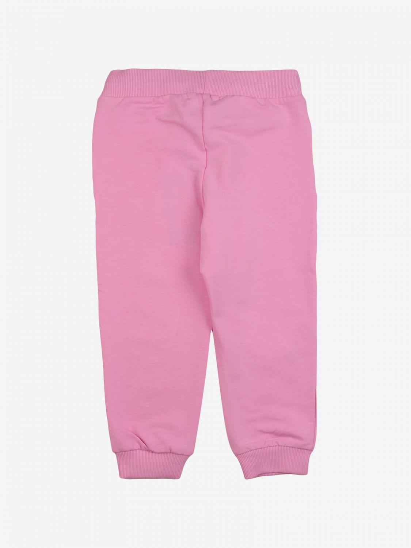 Pantalone Boy London: Pantalone bambino Boy London rosa 2