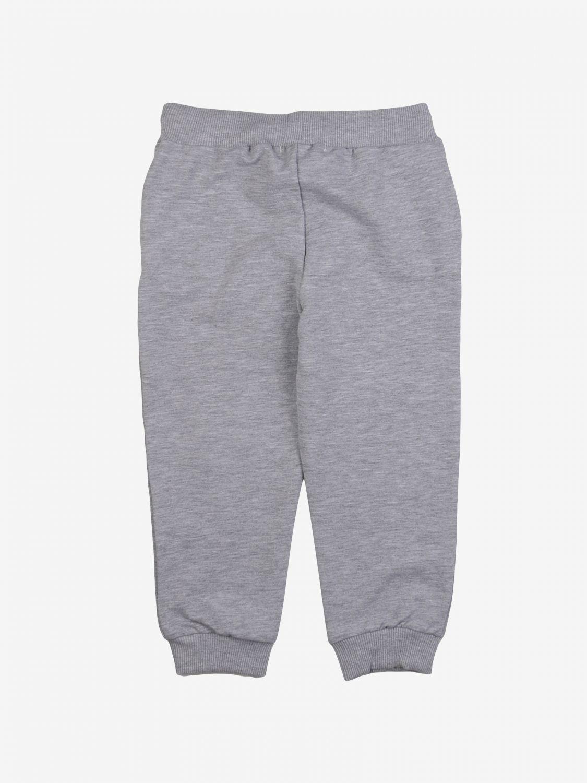 裤子 Boy London: 裤子 儿童 Boy London 灰色 2