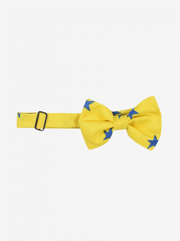 Cravatta Daniele Alessandrini: Cravatta bambino Daniele Alessandrini giallo 1