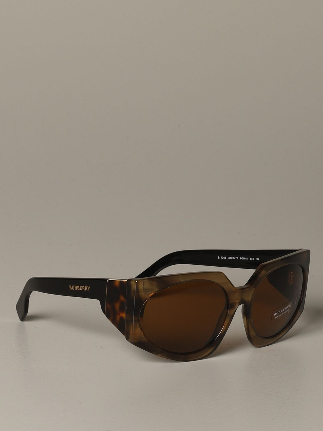 Brille Burberry: Brille damen Burberry braun 1