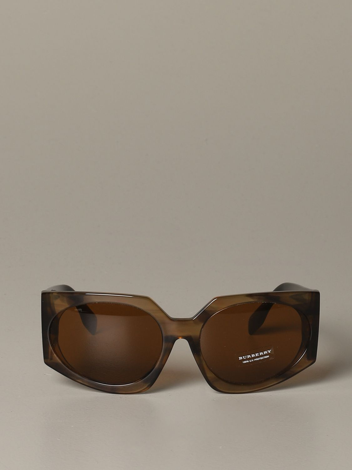 Brille Burberry: Brille damen Burberry braun 2