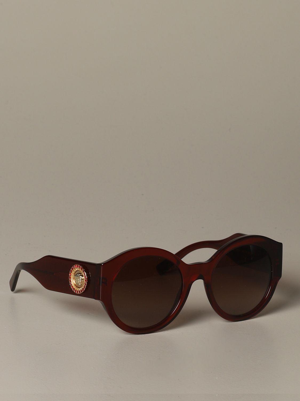 Brille Versace: Brille damen Versace rot 1