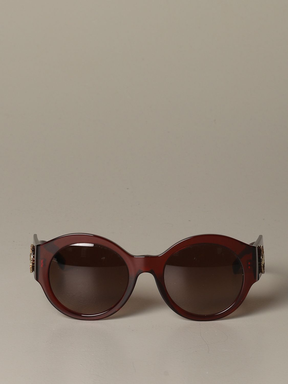 Brille Versace: Brille damen Versace rot 2