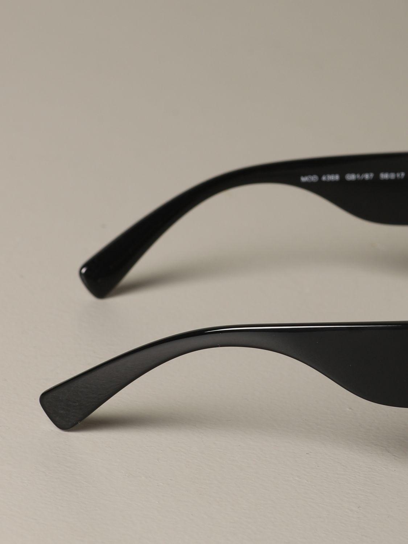 Brille Versace: Brille damen Versace schwarz 3