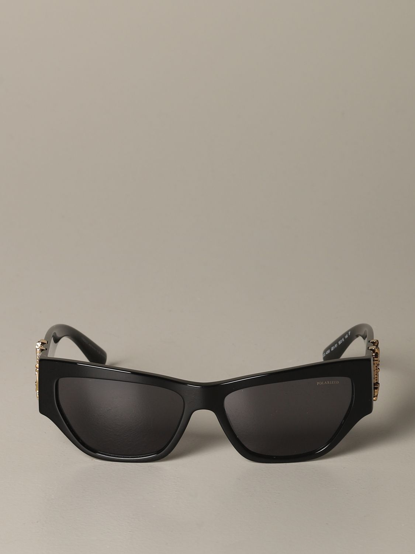 Brille Versace: Brille damen Versace schwarz 2