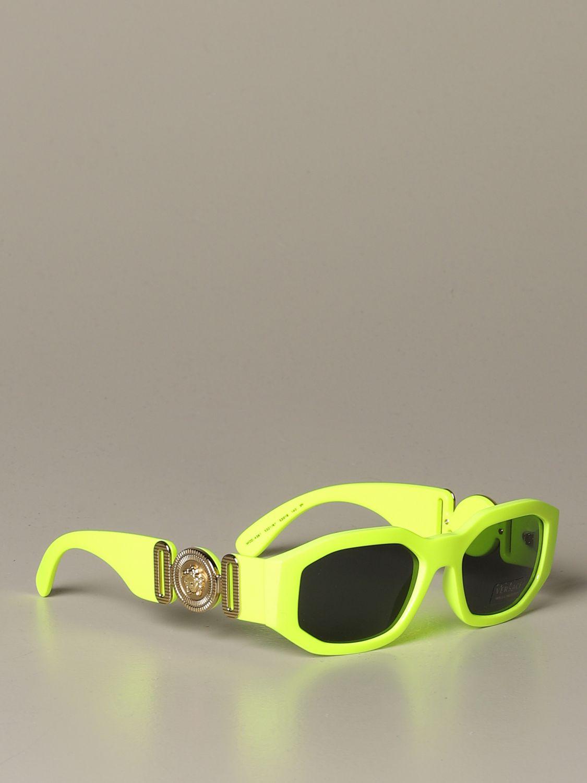 Brille Versace: Brille damen Versace grün 1